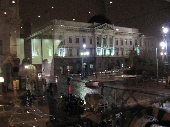 View from the restaurant - Foto di Trussardi alla Scala, Milano ...