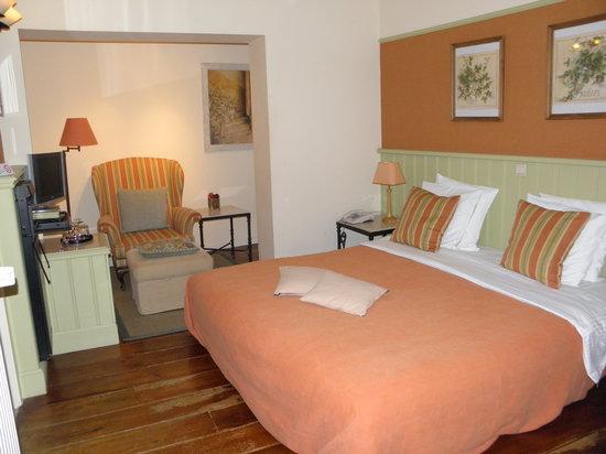 Hotel 't Sandt: Pelham Suite