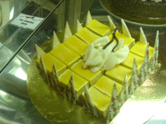 Carnival World & Seafood Buffet : patisserie