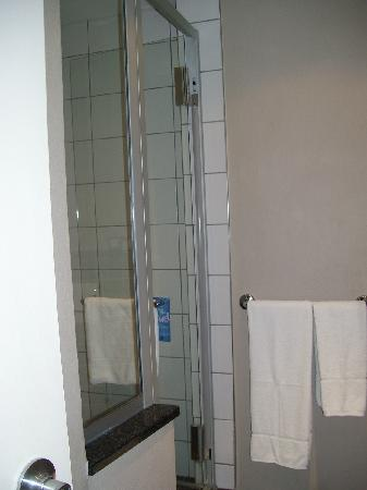 Town Lodge Roodepoort: Large Shower and bathroom