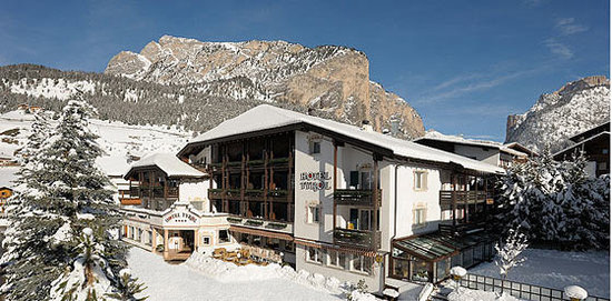 Hotel Tyrol Winter