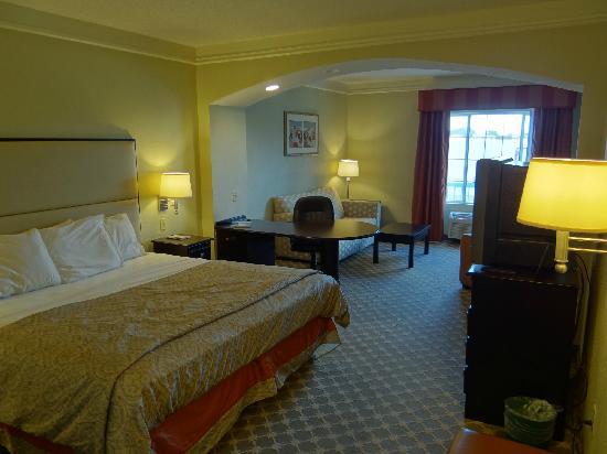 La Quinta Inn & Suites Panama City Beach: schönes Zimmer