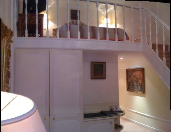 Manos Premier Hotel: Chambre