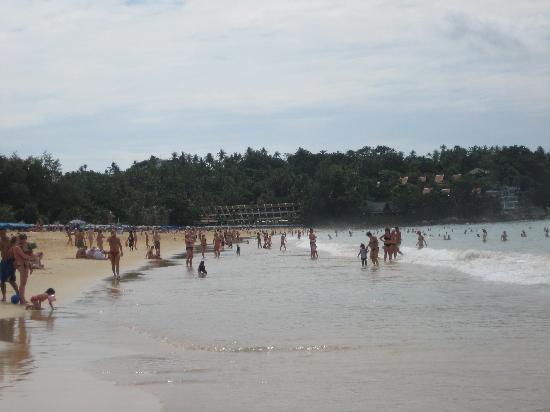 Centara Villas Phuket: Karon beach