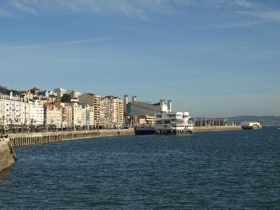 Santander, إسبانيا: Bahía de Santander