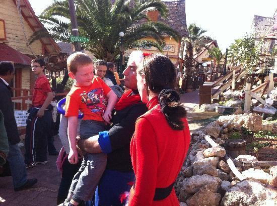 Picture Of Popeye Village Malta, Mellieha