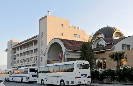 Seher Sun Palace Resort and Spa: Außenansicht