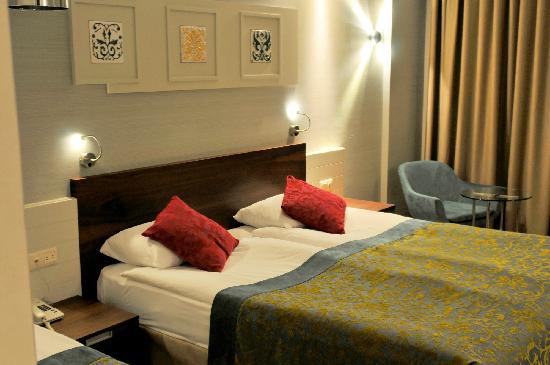 Seher Sun Palace Resort & Spa: Zimmerbeispiel