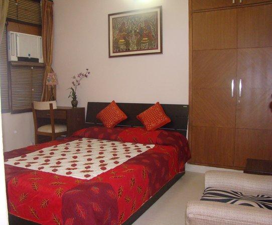 Shalum Bed and Breakfast: Bedroom