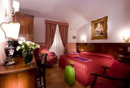 Hotel des Artistes: camera doppia clasic