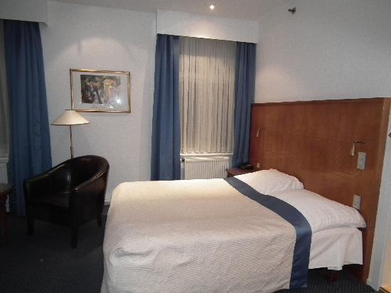 Hotel Du Nord Copenhagen: Bedroom