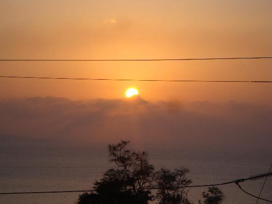 Grandiosa Hotel: sunset
