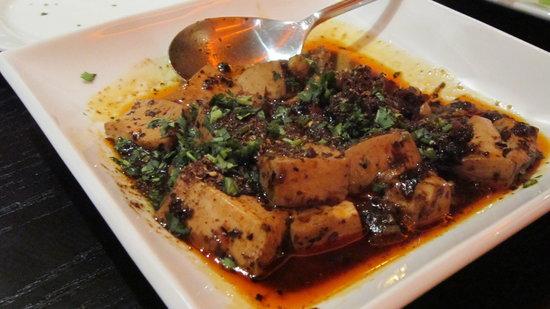 Shan Gout: tofu dish