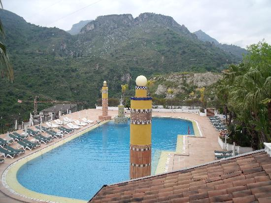 Hotel Antares: piscina Olimpo