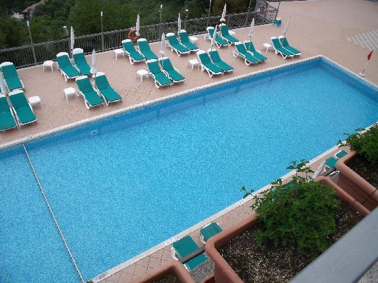 Hotel Antares: piscina Antares