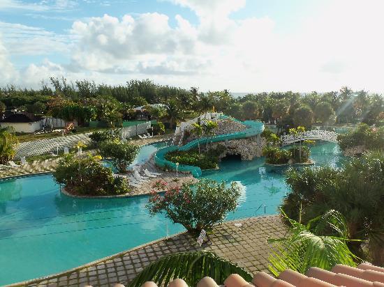 Christmas In The Bahamas Picture Of Taino Beach Freeport Tripadvisor