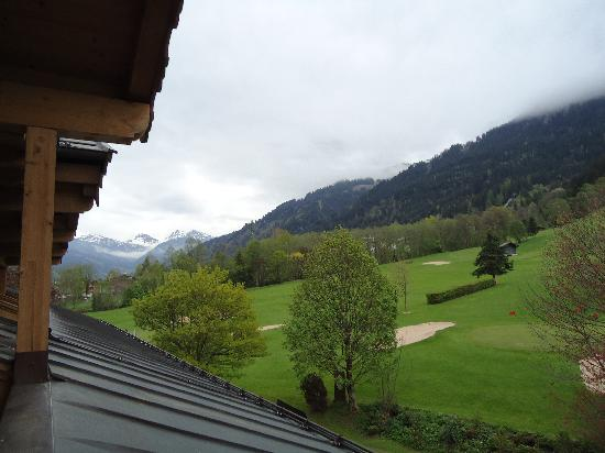 Rasmushof Hotel Kitzbühel: view from the window