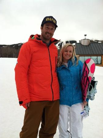 Nestlewood Inn: Snowboarding with Olympic Gold Medalist Seth Wescott