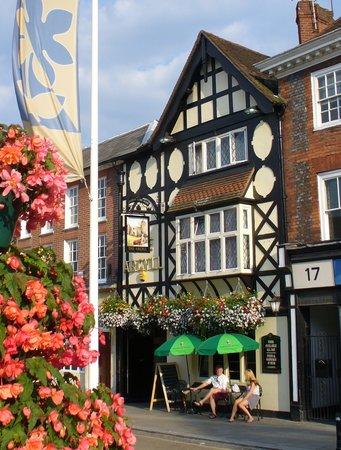 Good Pub Food Near Henley On Thames
