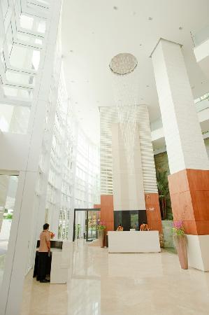 อนันตราบ้านราชประสงค์ เซอร์วิส สวีท: Reception Hall