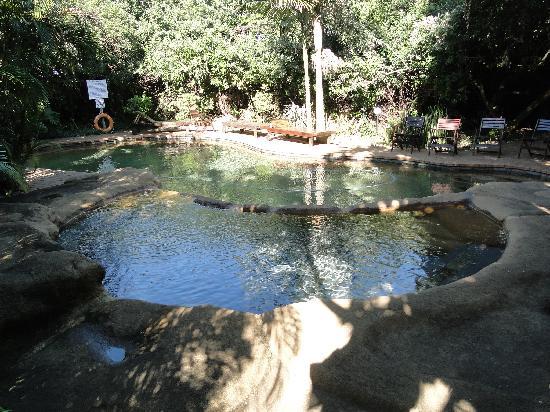 Imvubu Lodge: Pool