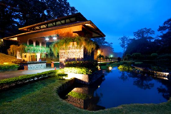 San Carlos, Costa Rica: El Tucano Resort and Thermal Spa