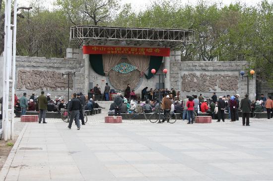 Shenyang Zhongshan Park : Dancing