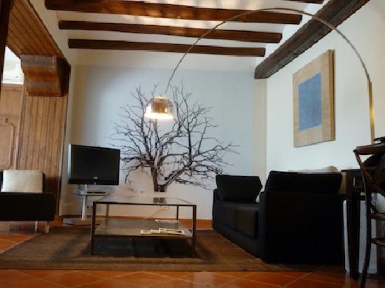 Hotel Boutique El Cresol: Suite Empeltre