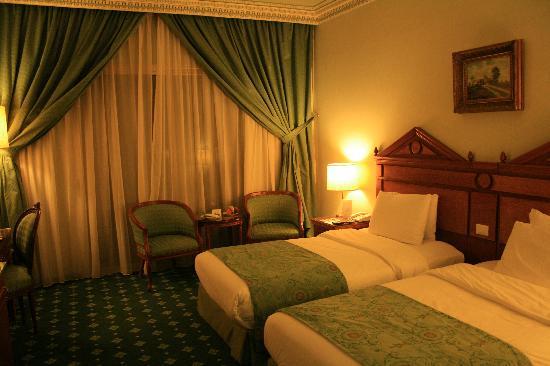 Golden Tulip Serenada Hotel Hamra: Room View 1