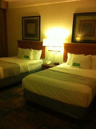 La Quinta Inn & Suites Flagstaff: 2 double bed room