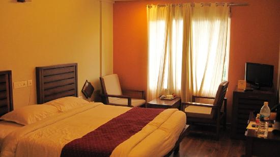 Grand Plaza Munnar : Cozy and modern rooms, Good amenities and comfortable