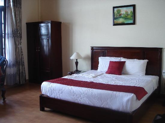 Huy Hoang River Hotel: Zimmer 214