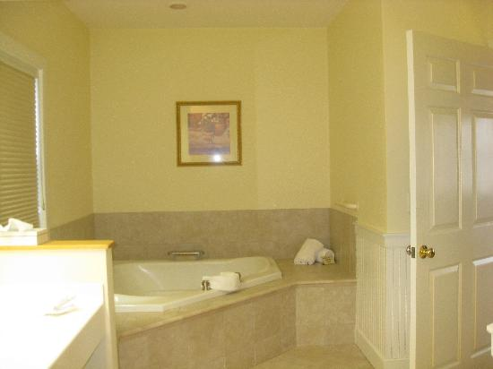 Palmer House: bathrooom