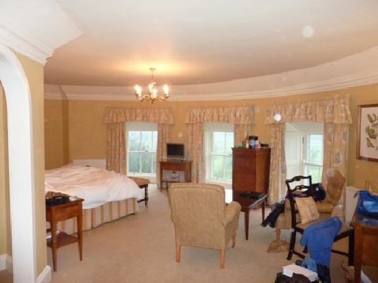 Mount Juliet Estate Kilkenny : Our Bedroom at Mount Juliet