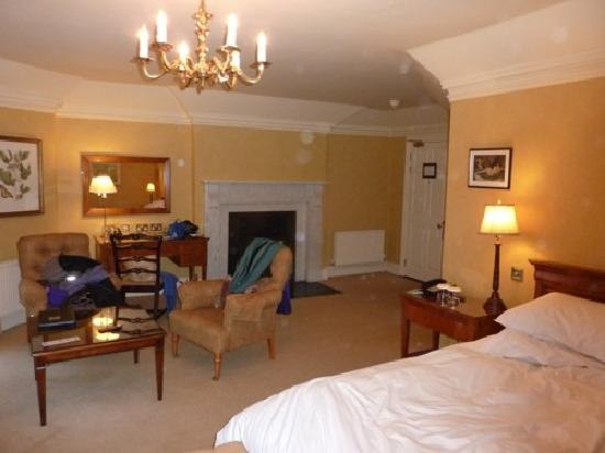 Mount Juliet Estate : Another view of our bedroom