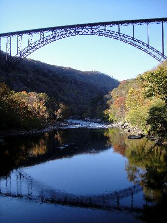 New River Gorge Bridge: Gorgeous Circle