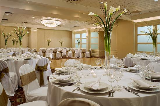 Radisson Hotel New Rochelle: Empire Ballroom