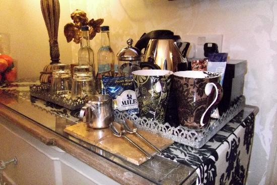 The Somerville: wonderful hospitality tray