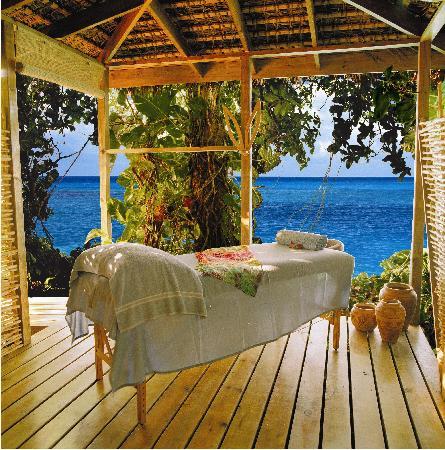 Jamaica Inn: KiYara Ocean Spa