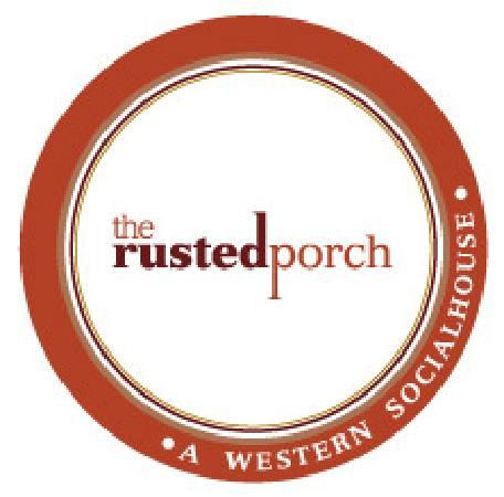 The Rusted Porch Logo