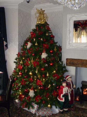 Cherry Tree House Hotel : warm yourself