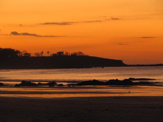 Hotel Nahua: Beautiful sunsets