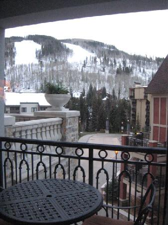Arrabelle at Vail Square, A RockResort : Room with a View