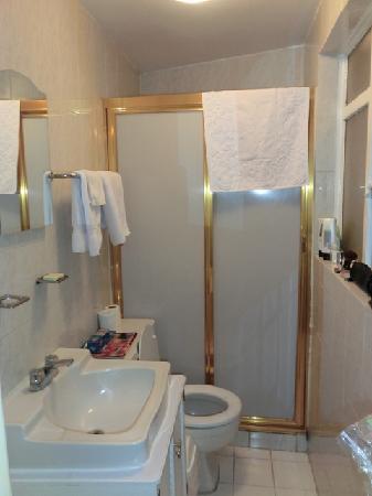 Suites Petit Polanco: Bathroom (room 6)