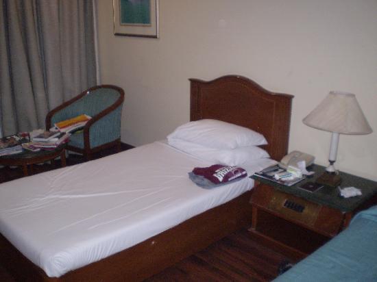 The Hans New Delhi: Das Zimmer 1/3