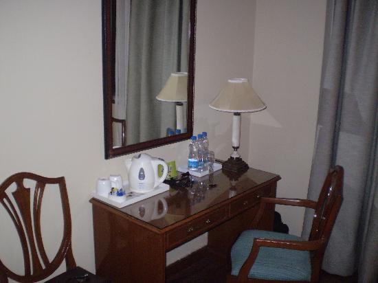 The Hans New Delhi: Das Zimmer 3/3