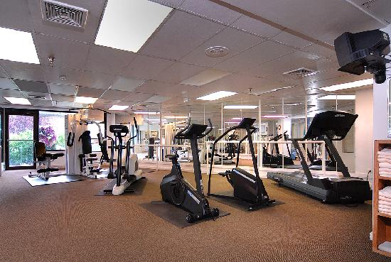 Christie Lodge: 24 Hour Fitness Center