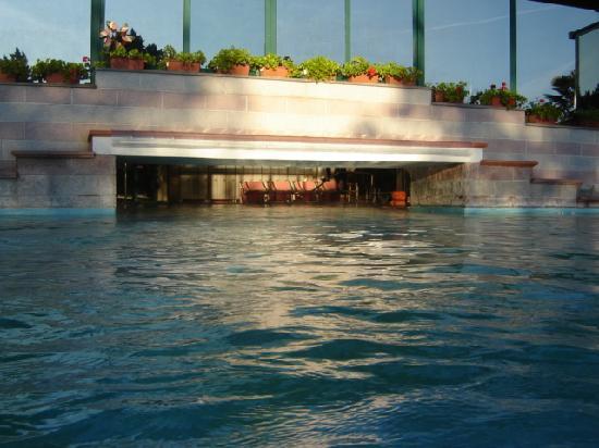 Piscina esterna foto di hotel terme luna montegrotto terme tripadvisor - Montegrotto terme piscina ...