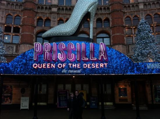 Palace Theatre: Fantastic!