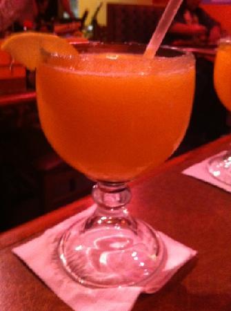 Margarita's : $5 mango pineapple margarita special